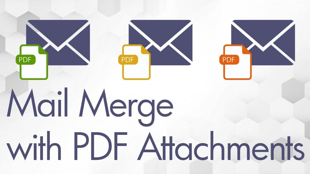 Pdf Mail Merge Plugin