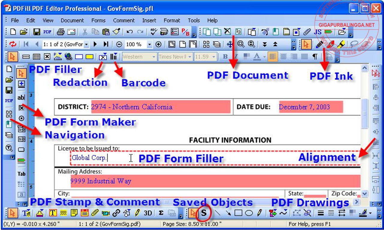 Pdfill Pdf Editor 9.0 Free Download With Crack