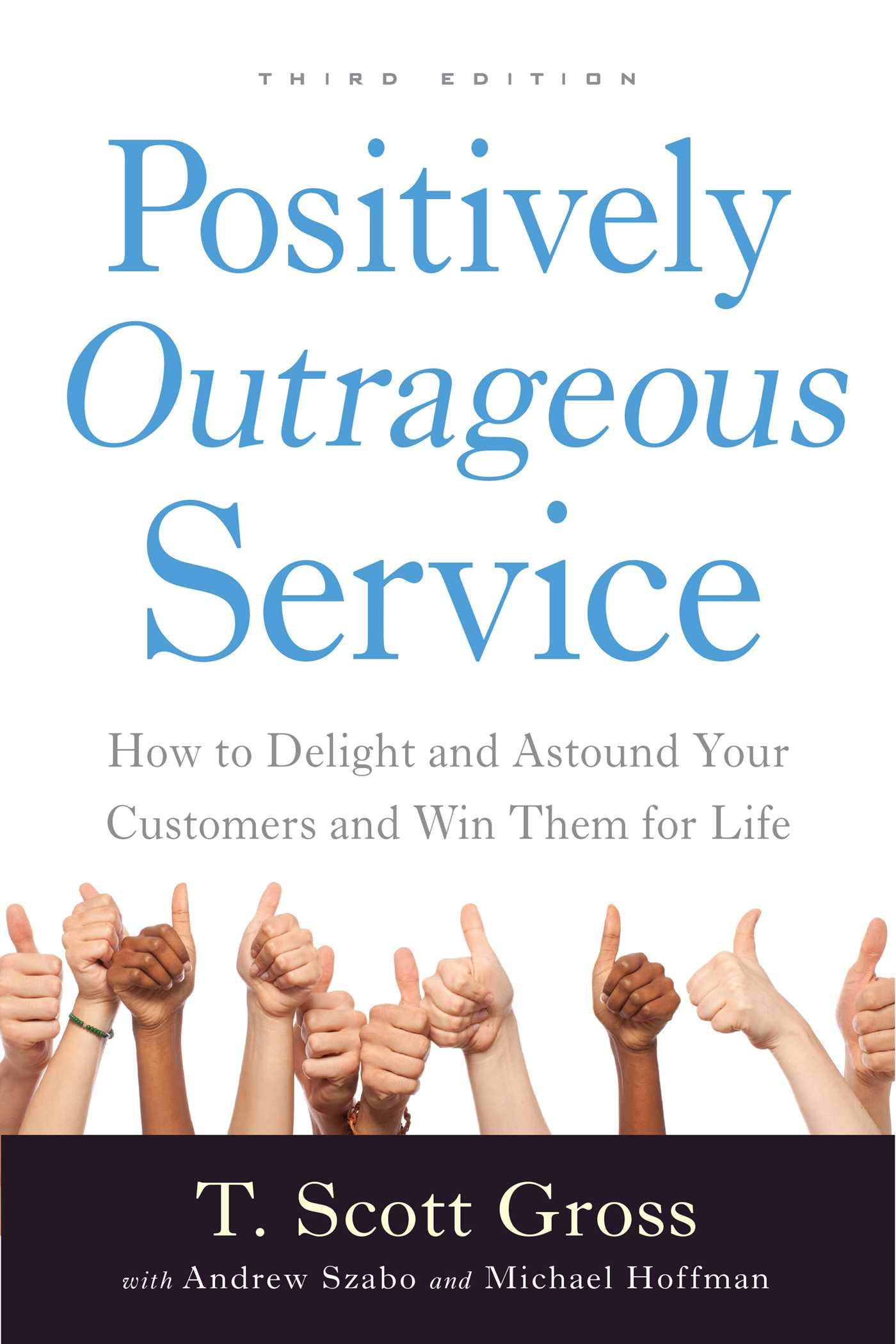 Positively Outrageous Service Pdf