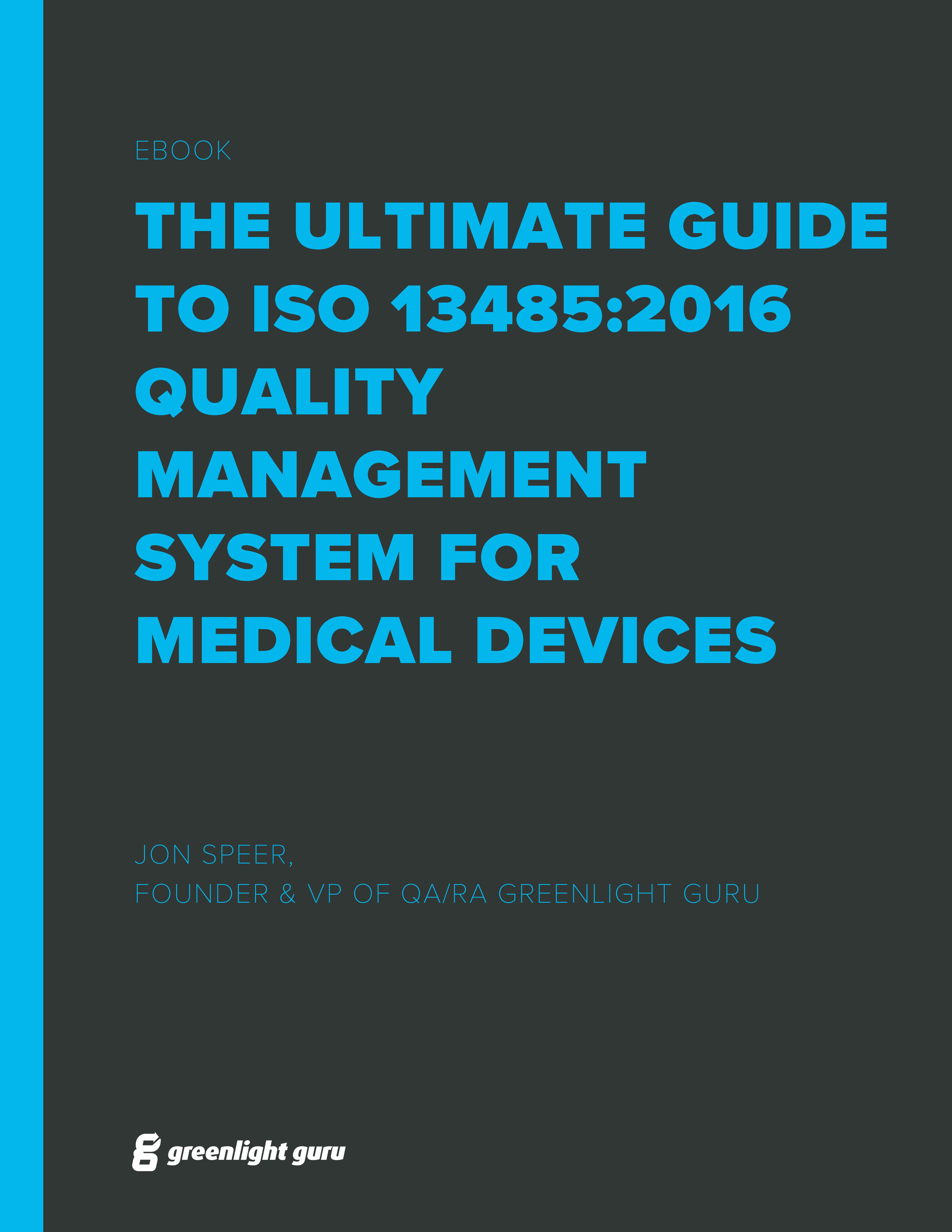 Quality Manual Iso 13485 2016 Pdf