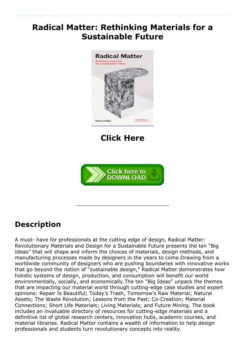 Radical David Platt Pdf Download