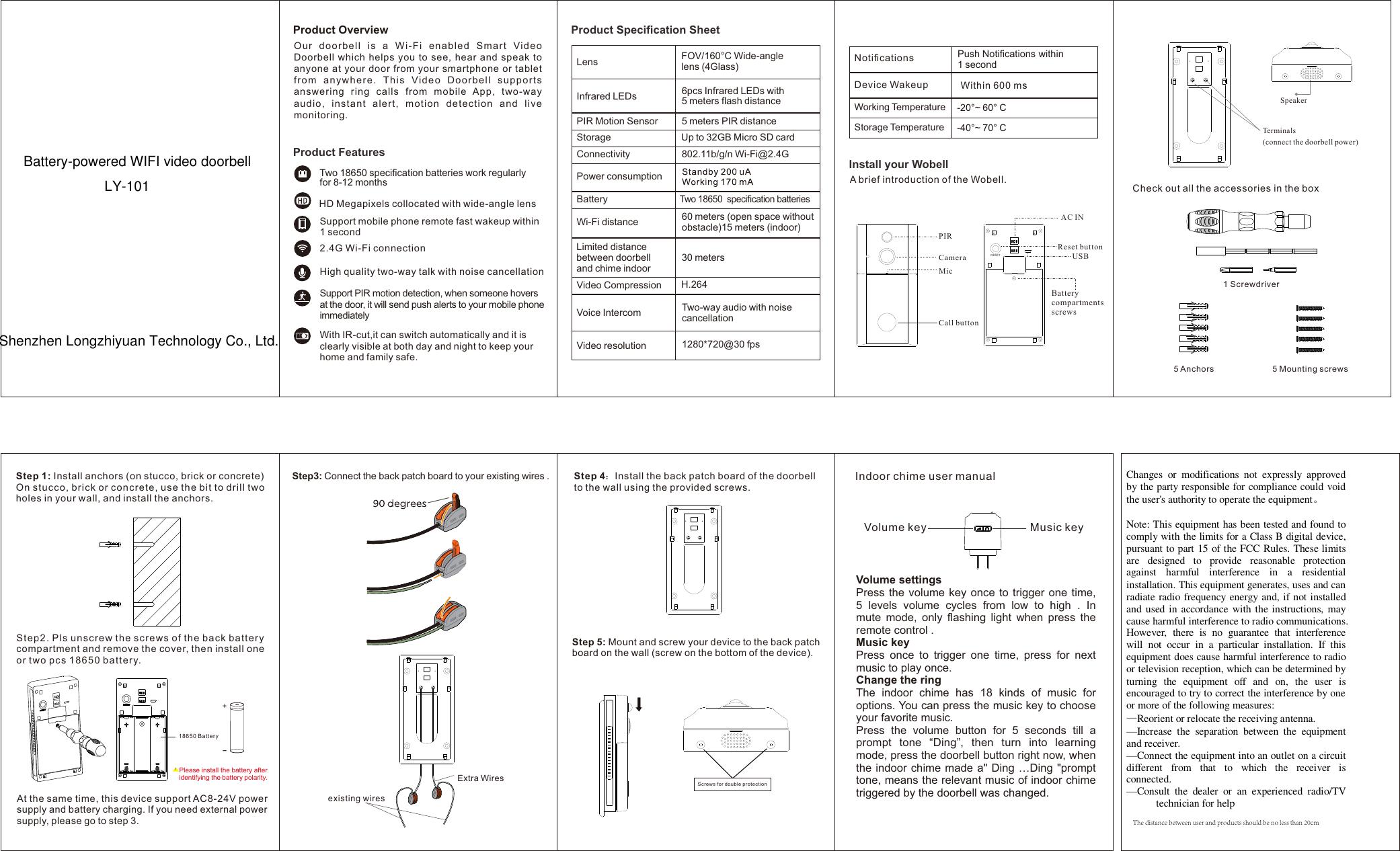 Ring Doorbell 2 Manual Pdf